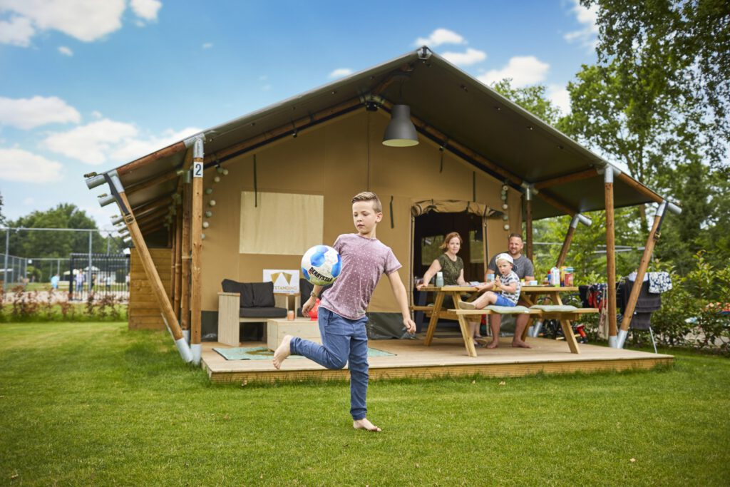 Camping Fronleichnam